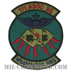 第111航空支援作戦センター隊(111th Air Support Operations Center Squadron)[サブデュード/カットエッジ/パッチ]の画像
