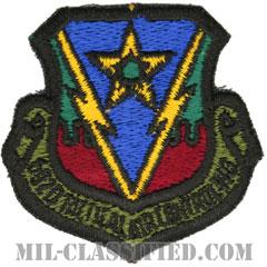 第6020戦術航空統制航空団(6020th Tactical Air Control Wing)[サブデュード/カットエッジ/パッチ]の画像