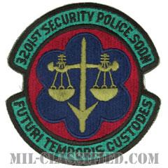 第3201空軍警備隊(3201st Security Police Squadron)[サブデュード/カットエッジ/パッチ]の画像