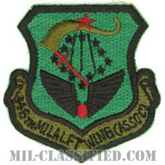第446兵員空輸航空団(446th Military Airlift Wing)[サブデュード/カットエッジ/パッチ]の画像