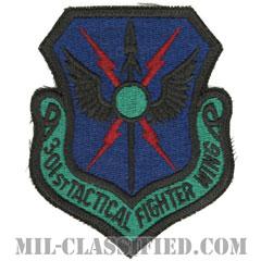 第301戦術戦闘航空団(301st Tactical Fighter Wing)[サブデュード/カットエッジ/パッチ]の画像