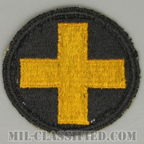 第33歩兵師団(33rd Infantry Division)[カラー/カットエッジ/パッチ/中古1点物]の画像