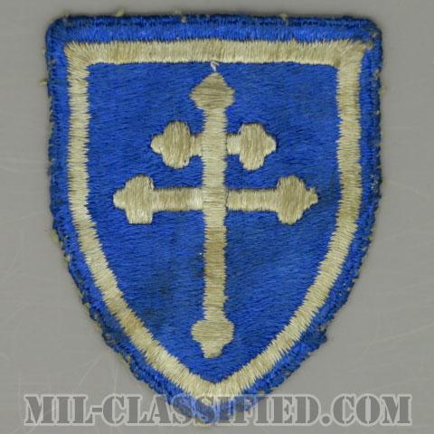 第79歩兵師団(79th Infantry Division)[カラー/カットエッジ/パッチ/中古1点物]の画像