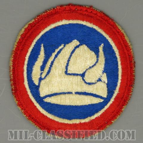 第47歩兵師団(47th Infantry Division)[カラー/カットエッジ/パッチ/中古1点物]の画像