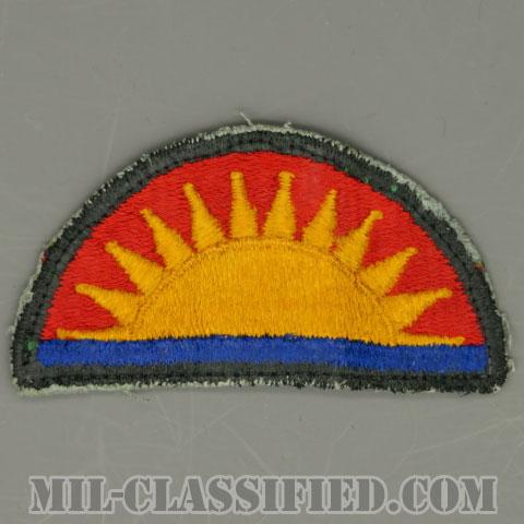 第41歩兵師団(41st Infantry Division)[カラー/カットエッジ/パッチ/中古1点物]の画像
