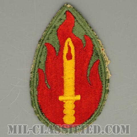 第63歩兵師団(63rd Infantry Division)[カラー/カットエッジ/パッチ/中古1点物]の画像