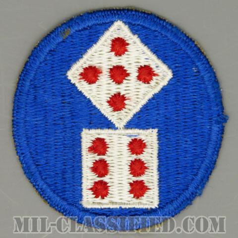 第11軍団(11th corps)[カラー/カットエッジ/パッチ/中古1点物]の画像