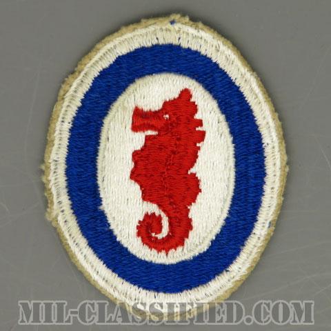 特別工兵旅団(Engineer Special Brigade)[カラー/カットエッジ/パッチ/中古1点物]の画像