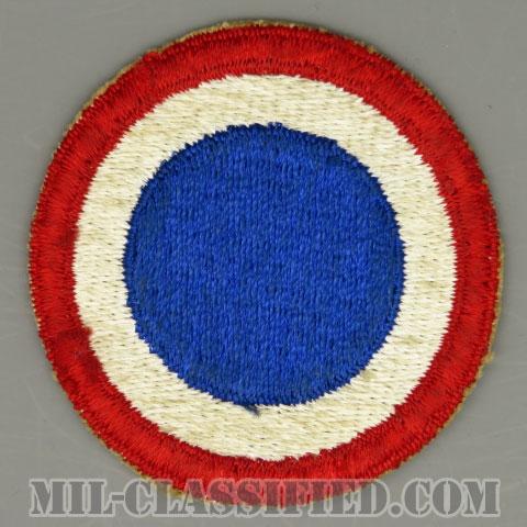 第37歩兵師団(37th Infantry Division)[カラー/カットエッジ/パッチ/中古1点物]の画像