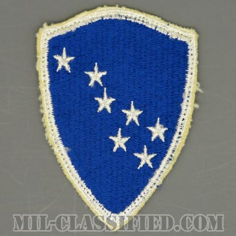 アラスカ州 州兵(National Guard, Alaska)[カラー/カットエッジ/パッチ/中古1点物]の画像