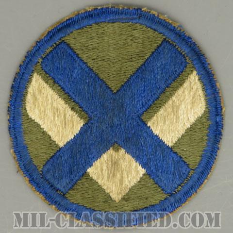 第15軍団(15th Corps)[カラー/カットエッジ/パッチ/中古1点物]の画像