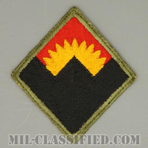 西部防衛軍(Defense Command Western)[カラー/カットエッジ/パッチ/中古1点物]の画像