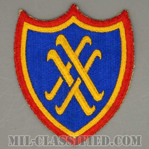 第20軍団(20th Corps)[カラー/カットエッジ/パッチ/中古1点物]の画像
