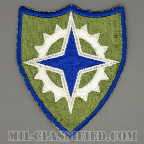 第16軍団(16th Corps)[カラー/カットエッジ/パッチ/中古1点物]の画像