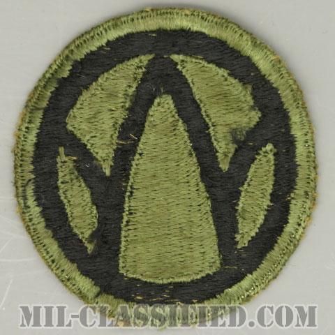 第89歩兵師団(89th Infantry Division)[カラー/カットエッジ/パッチ/中古1点物]の画像