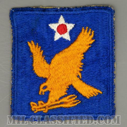 第2空軍(2nd Air Force)[カラー/カットエッジ/パッチ/中古1点物]の画像