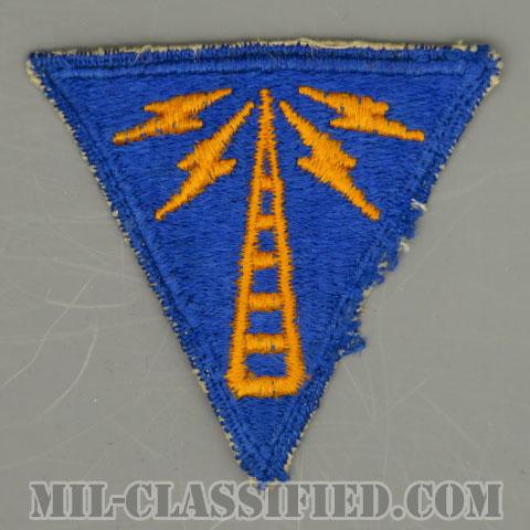 空軍通信スペシャリスト(Air Force Communications Specialist)[カラー/カットエッジ/パッチ/中古1点物]の画像