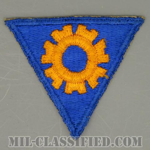 空軍施設スペシャリスト(Air Force Engineering Specialist)[カラー/カットエッジ/パッチ/中古1点物]の画像