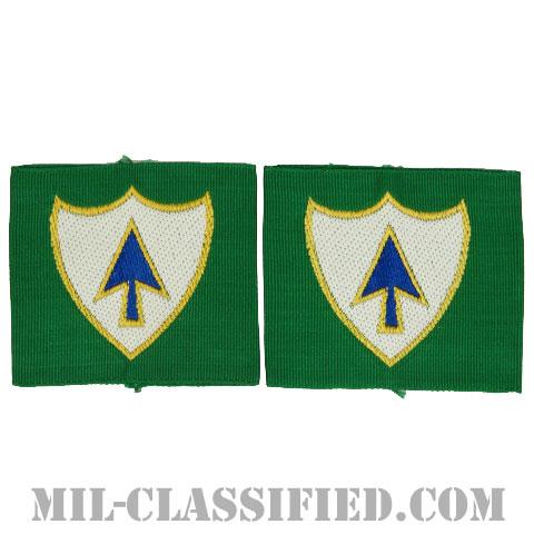 第26歩兵連隊リーダー識別章(26th Infantry Regiment, Leaders Identification, Leadership Tabs)[ペア(2枚1組)/1点物]の画像