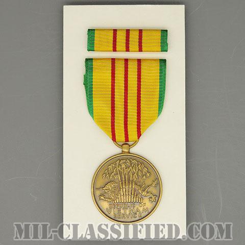 Vietnam Service Medal [メダル(勲章・Medal)リボン(略綬・略章・Ribbon)セット]の画像