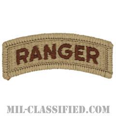 レンジャータブ(Ranger Tab)[デザート/メロウエッジ/パッチ]の画像