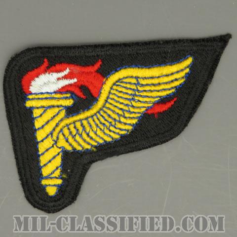 先導降下員章 (パスファインダー)(Pathfinder Badge)[カラー/カットエッジ/パッチ/1点物]の画像