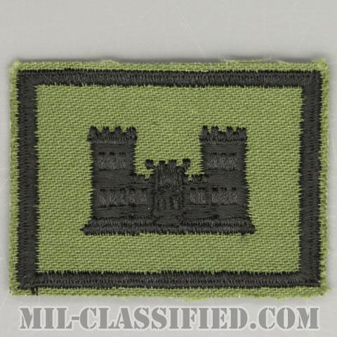 工兵科章(Corps of Engineers)[サブデュード/兵科章/パッチ/1点物]の画像