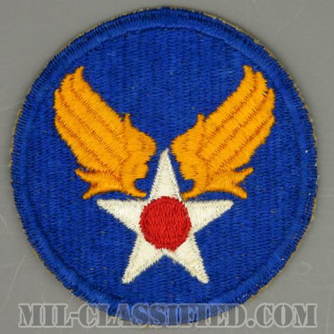 アメリカ陸軍航空軍司令部(Army Air Forces Headquarters (AAF))[カラー/カットエッジ/パッチ/1点物]の画像