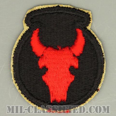 第34歩兵師団(34th Infantry Division)[カラー/カットエッジ/パッチ]の画像