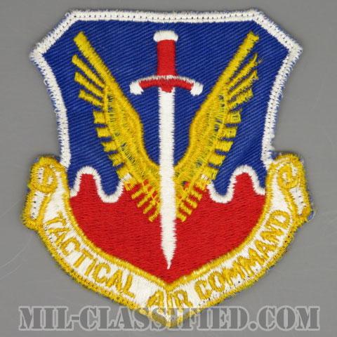 戦術航空軍団(Tactical Air Command (TAC))[カラー/カットエッジ/パッチ/1960s/4インチ規格/中古1点物]の画像