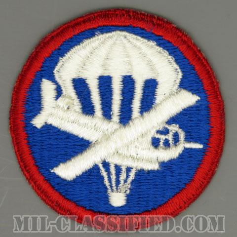 空挺部隊 (将校用)(Paraglider/Airborne, Officer)[カラー/カットエッジ/パッチ/ギャリソンキャップ/1点物]の画像