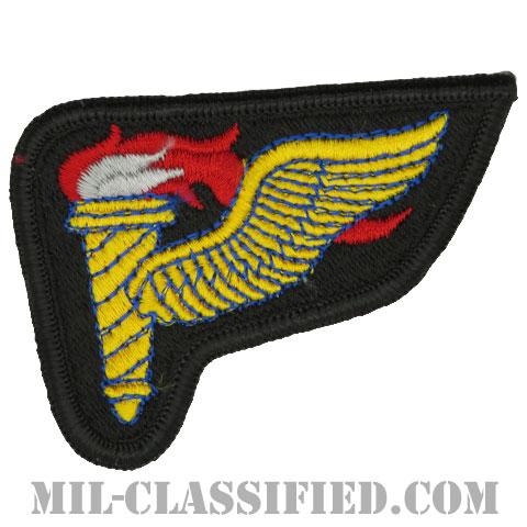先導降下員章 (パスファインダー)(Pathfinder Badge)[カラー/メロウエッジ/パッチ/1点物]の画像