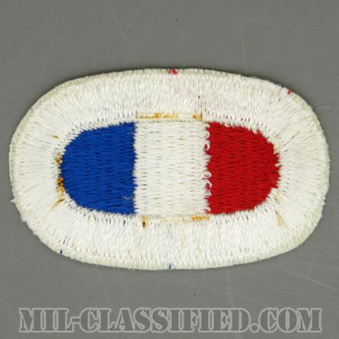 第506歩兵連隊(506th Infantry Regiment)[カラー/カットエッジエッジ/オーバルパッチ/1点物]の画像