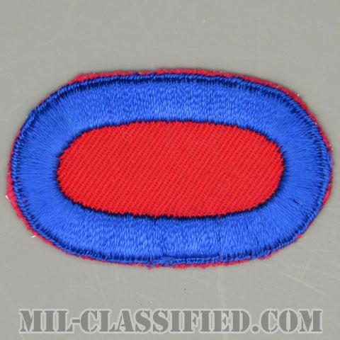 第501歩兵連隊(501st Infantry Regiment)[カラー/カットエッジエッジ/オーバルパッチ/1点物]の画像
