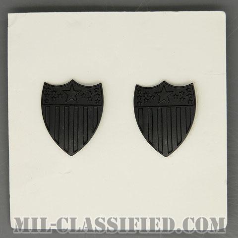 総務科章(Adjutant General's Corps)[サブデュード/兵科章/1969年ロット/バッジ/ペア(2個1組)]の画像
