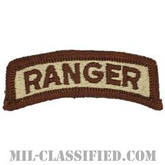 レンジャータブ(Ranger Tab)[デザート(ブラウンエッジ)/メロウエッジ/パッチ]の画像