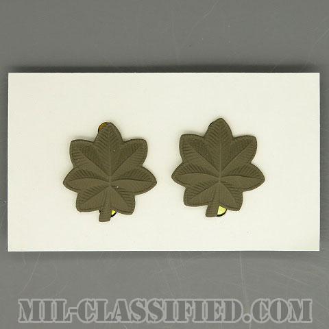 少佐(Major (MAJ))[サブデュード/階級章/1969年ロット/バッジ/ペア(2個1組)]の画像