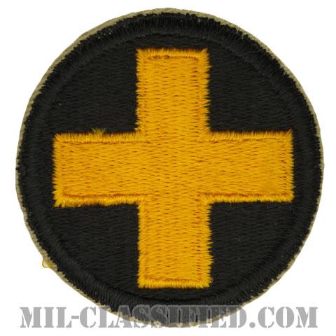 第33歩兵師団(33rd Infantry Division)[カラー/カットエッジ/パッチ]の画像