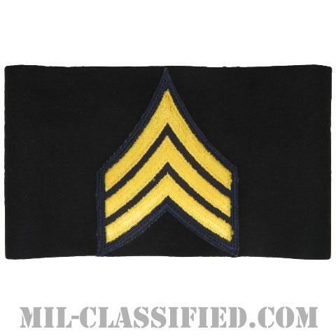 軍曹(代理将校)(Sergeant, Acting Officer)[腕章(腕装着用)]の画像