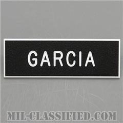GARCIA [アメリカ陸軍用ネームプレート(名札)]の画像