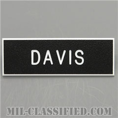DAVIS [アメリカ陸軍用ネームプレート(名札)]画像