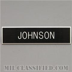 JOHNSON [アメリカ海軍用ネームプレート(名札)]の画像