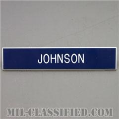 JOHNSON [アメリカ空軍用ネームプレート(名札)]の画像