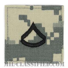 上等兵(Private First Class (PFC))[UCP(ACU)/階級章/ベルクロ付パッチ]の画像