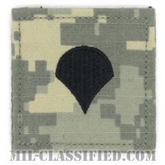 特技兵(Specialist (SPC))[UCP(ACU)/階級章/ベルクロ付パッチ]の画像