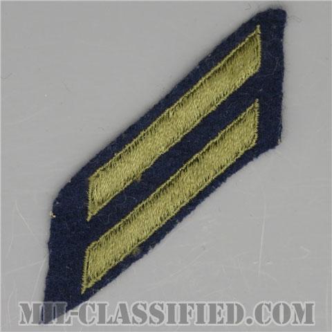 年功章 2連(勤続6年)(Service Stripe)[ウール・フェルト生地/パッチ/中古1点物]の画像