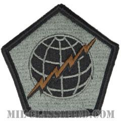 第505通信旅団(505th Signal Brigade)[UCP(ACU)/メロウエッジ/ベルクロ付パッチ]の画像
