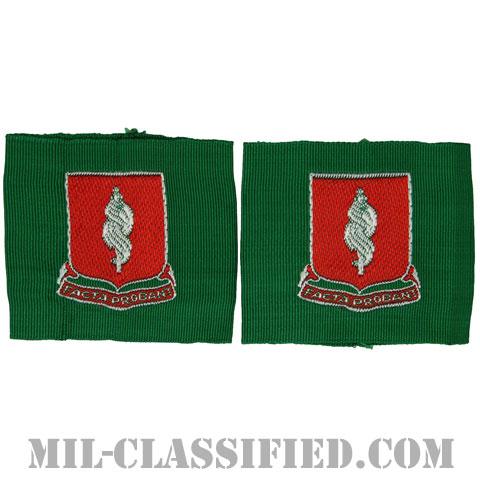 第118憲兵大隊リーダー識別章(118th Military Police Battalion, Leadership Tabs)[ペア(2枚1組)/1点物]の画像