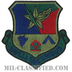 第136空輸航空団(136th Airlift Wing)[サブデュード/カットエッジ/パッチ]の画像