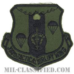 第314戦術空輸航空団(314th Tactical Airlift Wing)[サブデュード/カットエッジ/パッチ]の画像